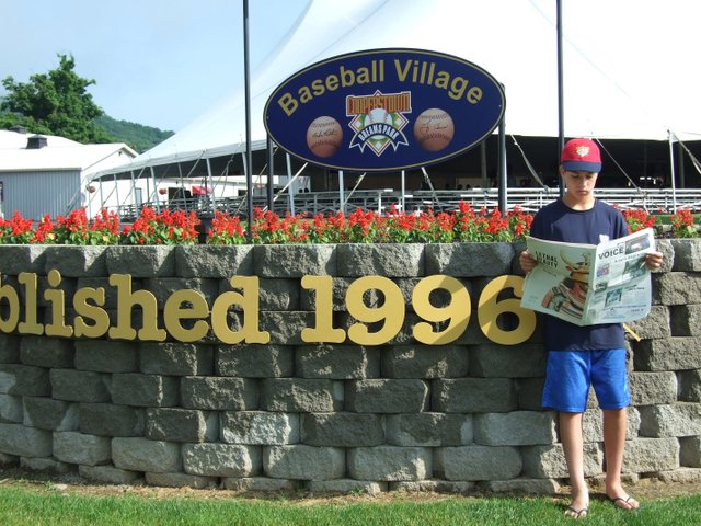 Turner Murphy - Cooperstown, NY - The Voice July 2014