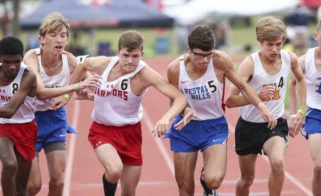 Outdoor Track and Field State Tournament 2017