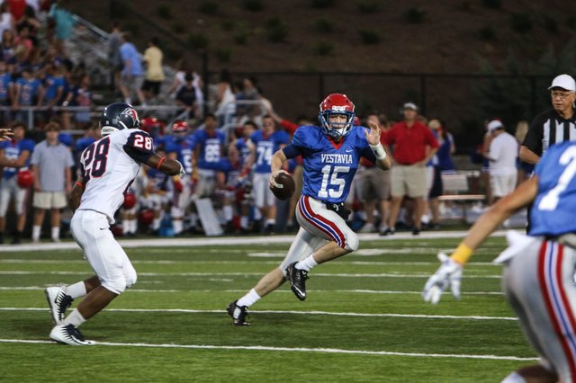 Vestavia vs Oak Mountain