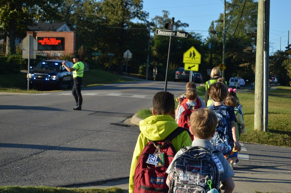 ODOT funding supports Safe Routes to School program
