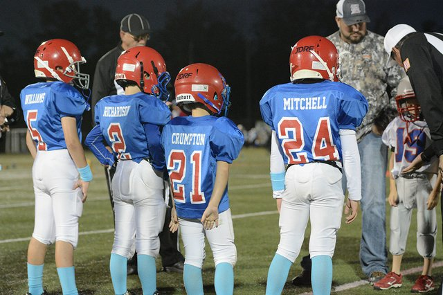 Vestavia Hills Youth Football