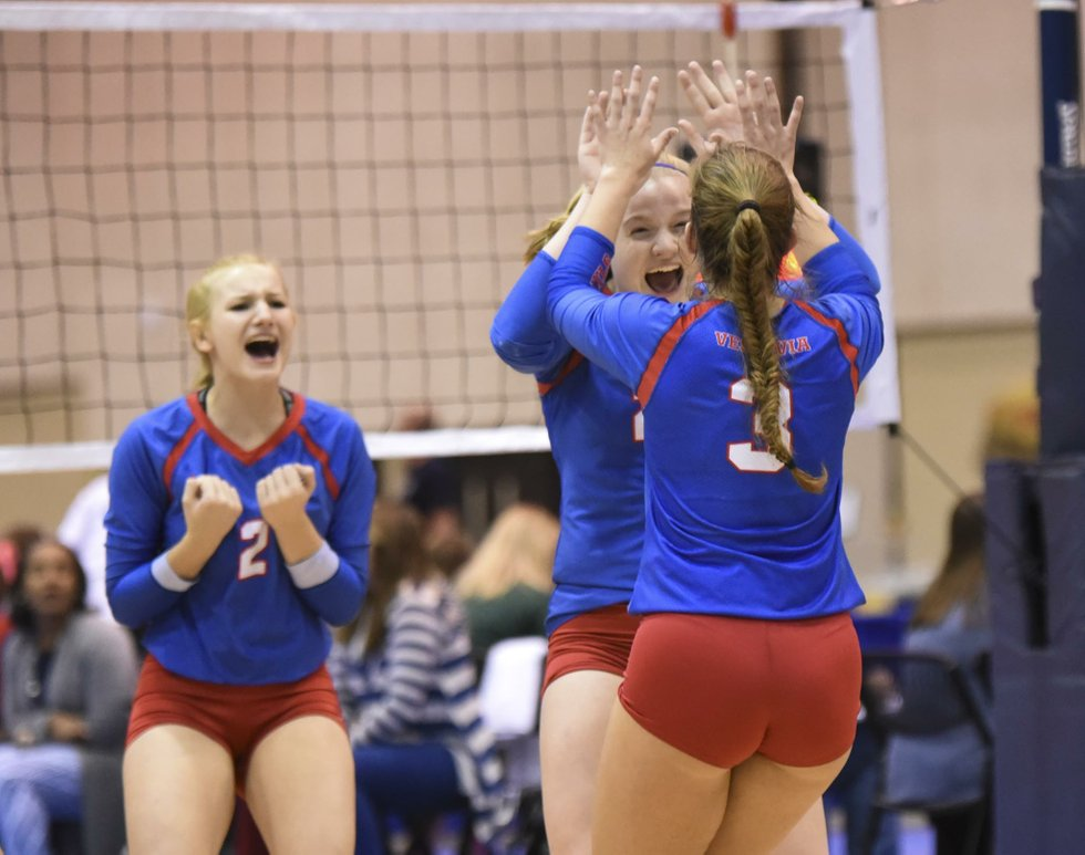 Vestavia Hills Volleyball