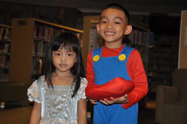 Library Spooktacular 2017-11