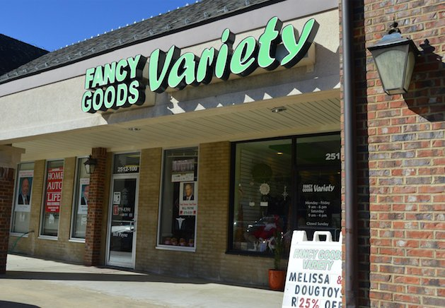 Fancy Goods Variety
