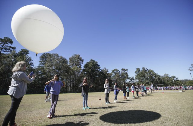 Pizitz Weather Balloon