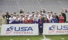 Vestavia Unified Flag Football State Championship 2017